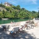 Voyage sonore et aquatique sur les rives du Rhône