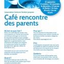 """Café-parents par l'association """"Autisme Genève"""""""