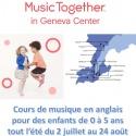 Cours de musique en Anglais - horaires divers